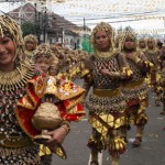 Sinulog-Parade in Cebu